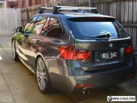 2015 BMW 320i 31 M Sport Touring 5dr Spts Auto 8sp 2.0T [Rel. Nov]